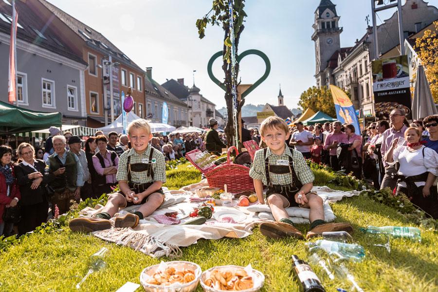 Leibnitzer Ertedankfest
