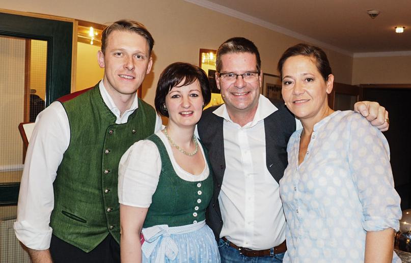 Kabarettabend im Weinlandhof