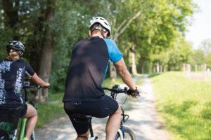 Radfahren mit dem E-Bike in der Südsteiermark