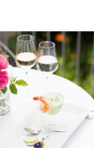 Natürküche im Weinlandhof Restaurant
