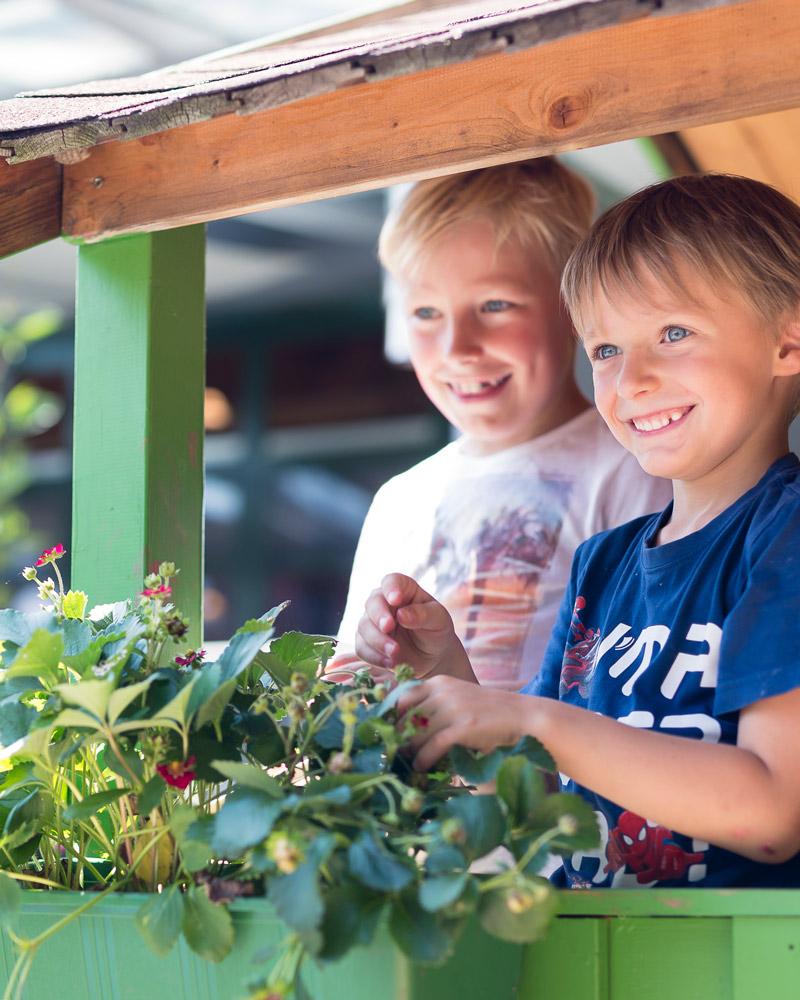 Erlebnisgarten für Kinder