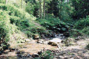 Heiligengeistklamm nähe Leutschach (Steiermark)
