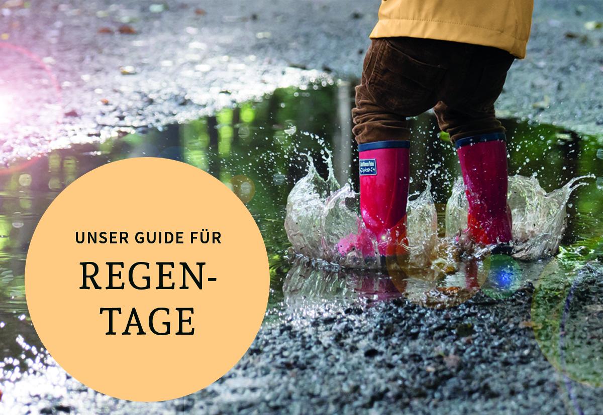 Tips für Regentage in der Südsteiermark