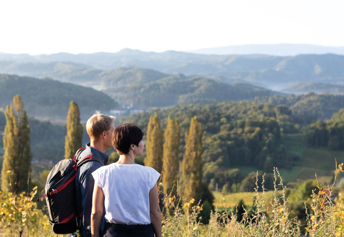 Wandern Südsteiermark